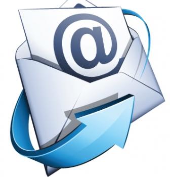 Je e-mail de baas